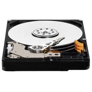 WESTERN DIGITAL WD AV-25 500GB HDD CE 5400rpm sATA serial ATA 16MB cache 2,5inch internal SATA 3GB/s RoHS compliant 7mm Height 24x7 Bulk (WD5000LUCT)
