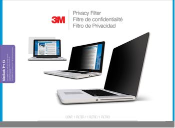 "3M Black Privacy Filter 13.3"""" (PFNAP005)"