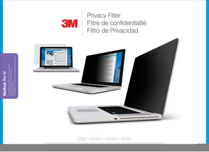 "3M Black Privacy Filter 13.3"" (PFNAP005)"