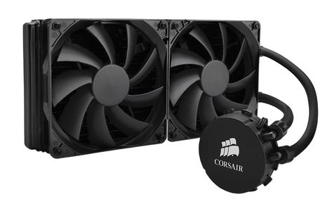 CORSAIR H110 WATER COOLING HYDRO SERIES 280MM RADIATOR ACCS (CW-9060014-WW)