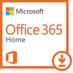 Office 365 Home - 6 PCs or Macs, 1 Year