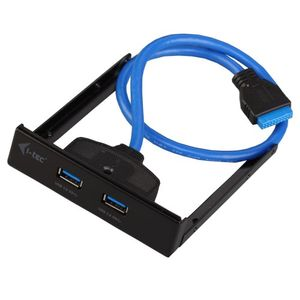 I-TEC USB 3.0 extender connectable to internal 20pin USB 3.0 connector (U3EXTEND)