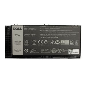 DELL Main Battery Pack 11.1v 5400mAh 60Wh Tilsvarende 451-11743 (FV993)
