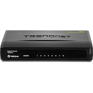 TRENDNET TEG-S81g 8-port Gigabit Green Switch (TEG-S81g)