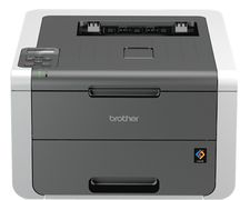 Brother Colour, LED, 18/18ppm