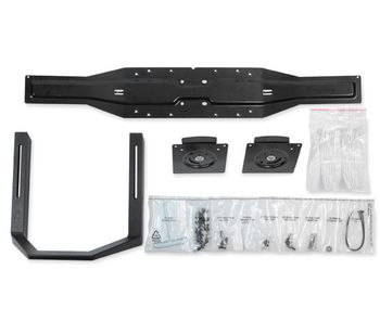"ERGOTRON Kit 24"" Dual Monitor Arm (97-718-009)"
