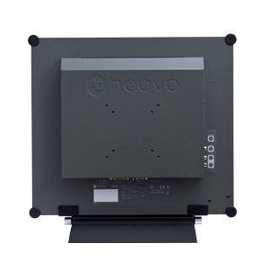 AG NEOVO TFT Neovo 17'' X-17P 4:3, NeoV Glass, Metal Case, VGA, DVI, S-Video,  Svart, Speakers (X-17P)