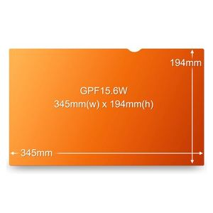 3M GPF15.6W GOLD LAPTOP FOR 15,6IN / 39,6 CM / 16:9 ACCS (98044054900)
