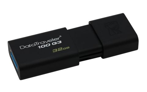 KINGSTON 32GB USB 3.0 DataTraveler 100 G3 100MB/s read (DT100G3/32GB)