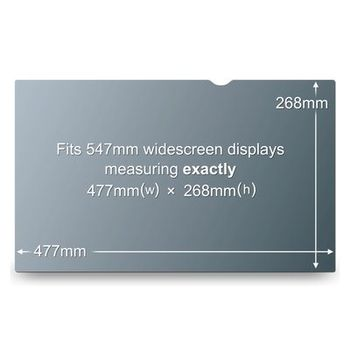 3M Privacy filter for desktop 21.5'' widescreen (7000006417)