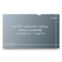 3M Privacy Filter LCD 15.6 (PF156W)
