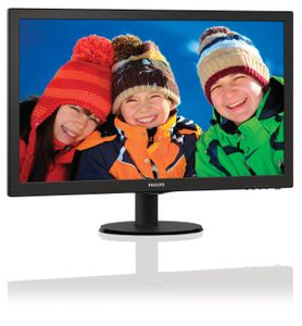 PHILIPS 273V5LHAB,  69 cm (27), LED-Monitor,  Lauts (273V5LHAB/00)