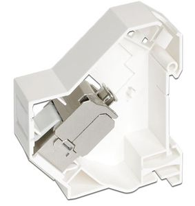 DELOCK Keystone Mount f. DIN Rail (86212)