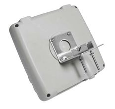ALLNET Antenne 2, 4/5 GHz Flat Patch Outdoor 6/9 dBi N-Type (ANT-DUAL-PATCH-270)