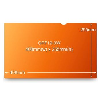 3M GPF19.0W GOLD DESKTOP FOR 19,0IN / 48,3 CM / 16:10 ACCS (98044055030)