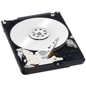 WESTERN DIGITAL 500GB BLACK SATA 6 32MB 2.5IN (WD5000LPLX)
