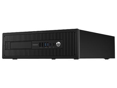HP EliteDesk 800 G1 liten formfaktor-PC (ENERGY STAR) (F3W85ET#ABY)