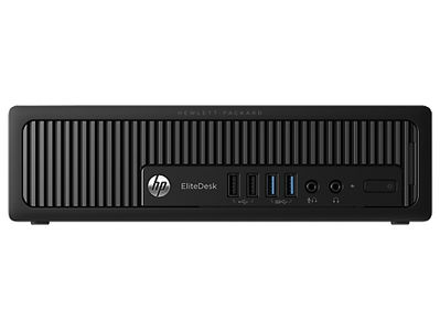 HP EliteDesk 800 G1 ultratynn PC (ENERGY STAR) (F3W80EA#ABY)