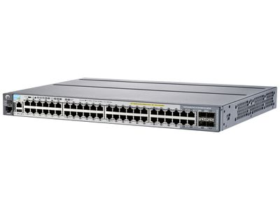 Hewlett Packard Enterprise 2920-48G-POE+ 740W Switch (J9836A#ABB)