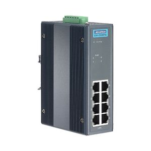 ADVANTECH AdvantechEKI-2528PAI-AE 4PoE+4FE unmanaged switch (EKI-2528PAI-AE)