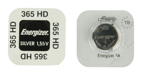 ENERGIZER SILVER OXIDE 365-366 2M MBL1 F-FEEDS (635309)