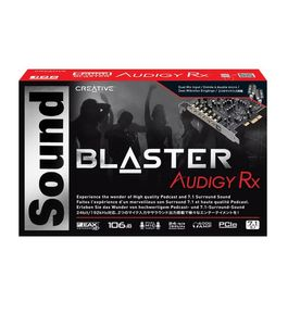 CREATIVE SOUND BLASTER AUDIGY RX IN EXT (70SB155000001)