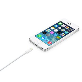 APPLE LIGHTNING TO USB CABLE (2 M) . (MD819ZM/A)