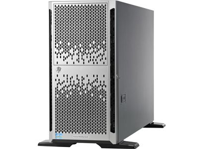 Hewlett Packard Enterprise ProLiant ML350p Gen8 E5-2609v2 1P 4GB-R P420i/ZM 6 LFF 460W PS Server (736947-421)