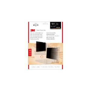 3M PF12.1W PRIVACY FILTER BLACK FOR 12,1IN / 30,7 CM / 16:10     IN ACCS (98044054082)