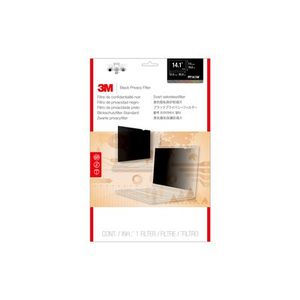 3M PF14.1W PRIVACY FILTER BLACK FOR 14,1IN / 35,8 CM / 16:10     IN ACCS (98044054090)