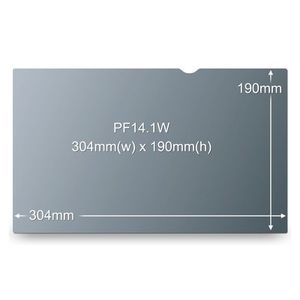 "3M Privacy Filter 14.1"" Widescr (PF141W1B)"