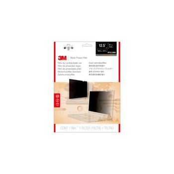 3M PF12.5W9 PRIVACY FILTER BLACK FOR 12.5IN / 31.8 CM / 16:9 ACCS (7000015890)