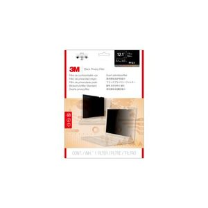 3M PF12.1 PRIVACY FILTER BLACK FOR 12.1IN / 30.7 CM / 4:3 ACCS (7000013666)