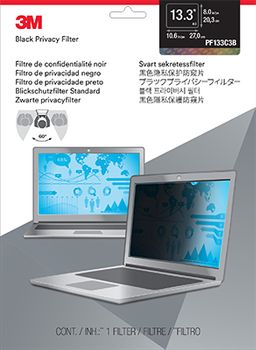 3M Privacy filter for laptop 13,3'' (7000013667)