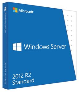 MICROSOFT Windows 2012 server R2 edition OEM (P73-06165)