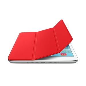 APPLE iPad mini Smart Cover Rød,  for iPad mini / iPad mini Retina, (PRODUCT) RED (MF394ZM/A)