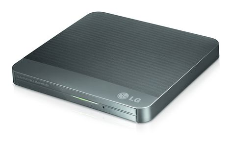 LG DVD±RW/±R Slim [USB Extern] GP50NB40 Ret. BLACK (GP50NB40.AUAE11B)