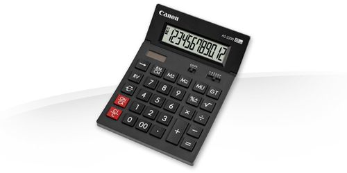 CANON AS-2200 table calculator (4584B001)