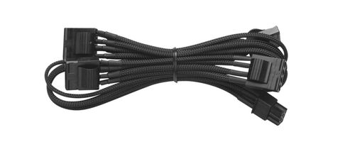 CORSAIR Individually Sleeved DC Cables Kit, Type 3, Black (CP-8920045)