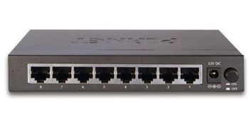 PLANET Switch 10/100,  8-port Metall (FSD-803)