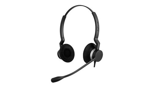 JABRA BIZ 2300 DUO NOISE CANC. HEAD BRACKED                     IN ACCS (2309-820-104)