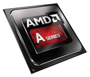 AMD A4-4020 Socket-FM2,  Dual Core, 3.2GHz, 1MB, 65W, HD7480D, Boxed w/fan (AD4020OKHLBOX)