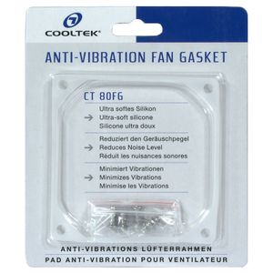 COOLTEK Anti-Vibrations Lfterrahmen F-FEEDS (CT-80FG)