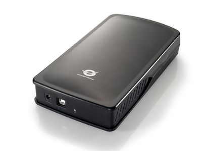 CONCEPTRONIC 3.5IN HARD DISK BOX . ACCS (CHD3DUB)