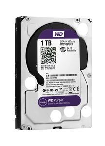 WESTERN DIGITAL Purple 1TB SATA 6Gb/s CE (WD10PURX)
