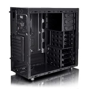 THERMALTAKE VERSA H22 MIDI TOWER BLACK FRONT TOP PANEL USB 2.0/3.0      ML CPNT (CA-1B3-00M1NN-00)
