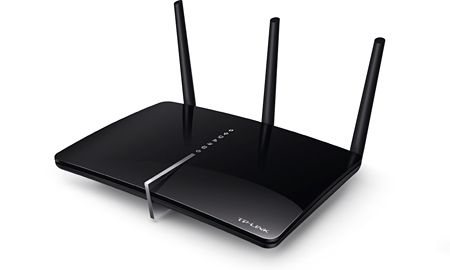 TP-LINK AC1750 WIRELESS DUAL BAND  (ARCHER D7)