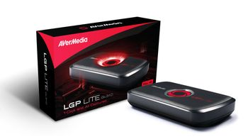 AVERMEDIA Live Gamer Portable Lite - Video Capture Station (61GL3100A0AC)