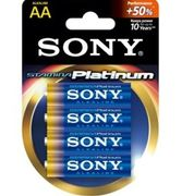 SONY Battery 1,5V LR6 4er Blister