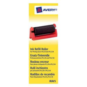 AVERY Ink Refill Black **5-pack** (IRAV5)